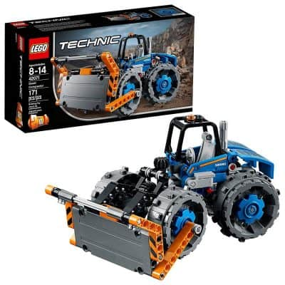 LEGO Technic Dozer Compactor Building Kit