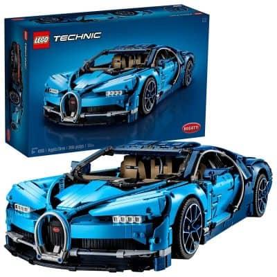 LEGO Technic Bugatti Chiron Race Car Building Kit
