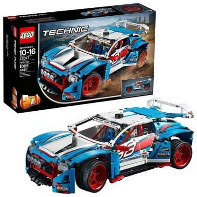LEGO Technic Rally Car Building Kit