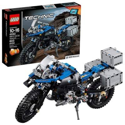 LEGO Technic BMW R 1200 GS Adventure Advanced Building Toy