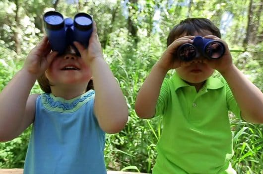 Best Binoculars for Kids to Help them See into the Distance