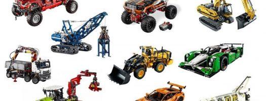 Best Lego Technic Sets for Kids 2021