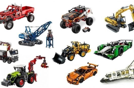 Best Lego Technic Sets for Kids 2020