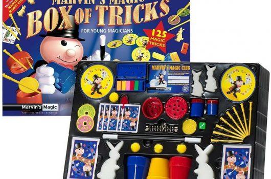 Kidzlabs Magic Kit Learn DIY 12 Magician Tricks /& Illusions Gifts for Kids B