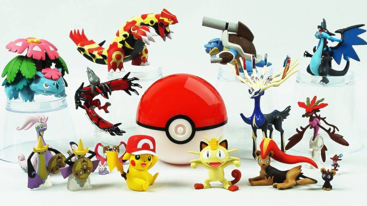 Pokemon Kids Perfect Collection Book all figure catalog