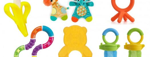 Best Teething Toys for Babies 2020