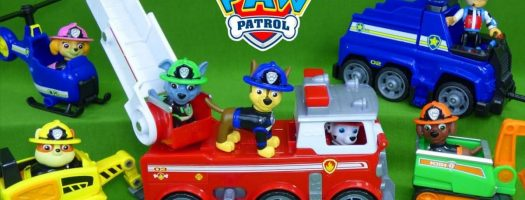 Best Paw Patrol Toys for Kids 2020