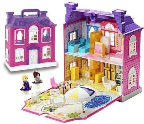 VindaTech Kids Dollhouse