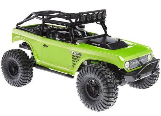 Axial SCX10 Deadbolt 4WD Rock Crawler
