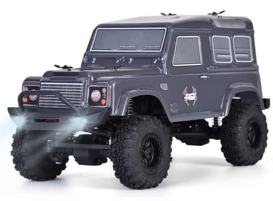 RGT 4WD Rock Crawler Mini Monster Truck