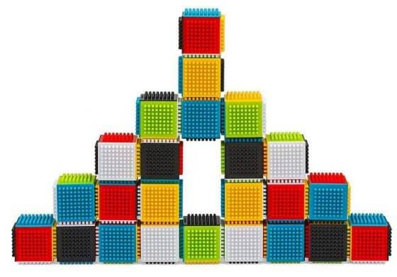 Infrantino Sensory Press and Stay Sensory Blocks