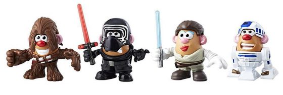 Mr. Potato Head Playskool Friends Star Wars Mini Multi-Pack