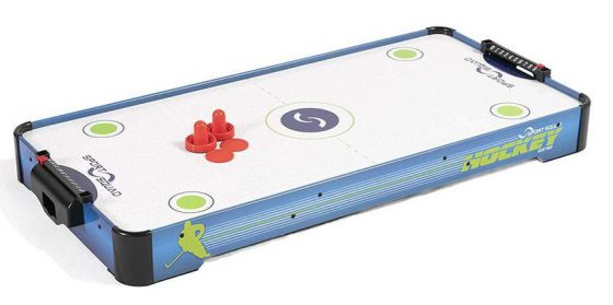 Sport Squad HX40 Top Air Hockey Table for Kids