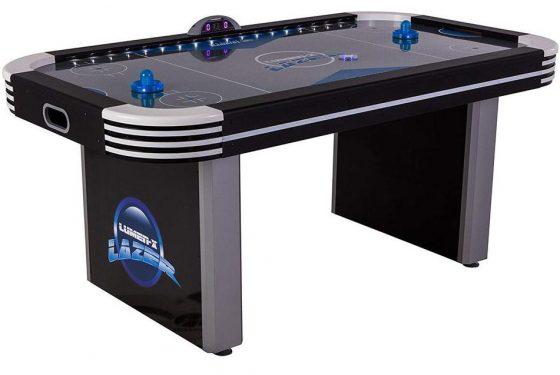 Triumph Lumen-X Lazer 6' Interactive Air Hockey Table
