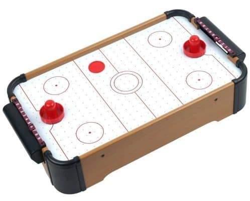 Point Games Blazing Air Hockey Fast Paced Action Game