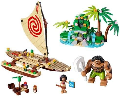LEGO Disney Princess Moana's Voyage