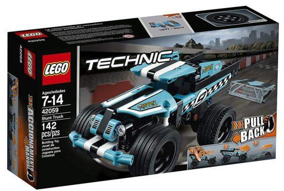 LEGO Technic Stunt Truck Vehicle Set