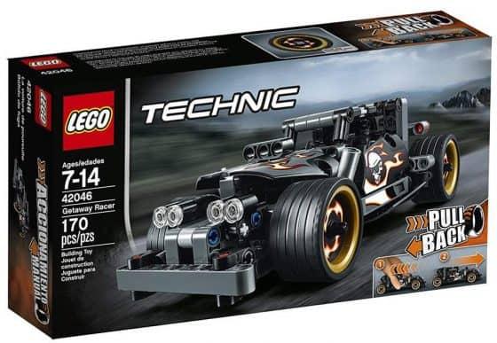 LEGO Technic Getaway Racer Building Kit