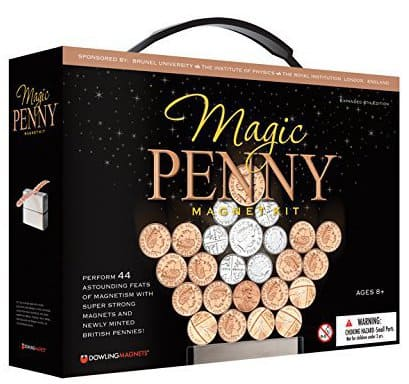 Dowling Magnets Magic Penny Magnet Kit