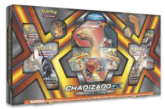 Charizard GX Box Premium Collection