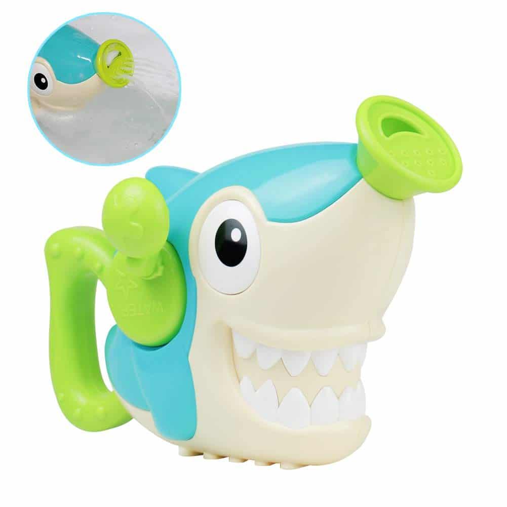 UK Bath Tub Toy Water Sprinkler System With Sucker Creative Cartoon Bathroom Toy