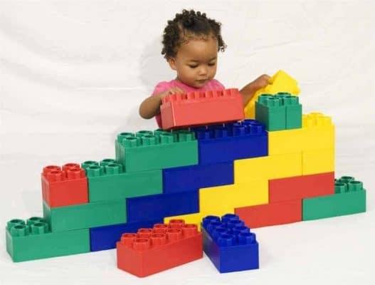 Kids adventure 24pc Jumbo Blocks - Beginner Set