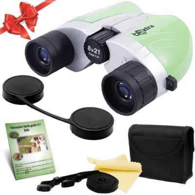 B3xtra High-Resolution Binoculars for Kids