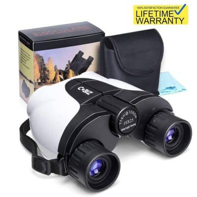 Cobiz Kids 10x25 Binoculars