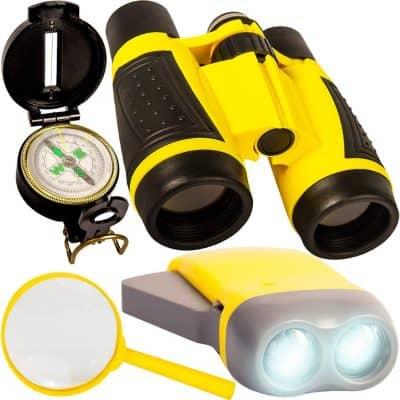 Ozziko Outdoor Adventure Kit With Binoculars