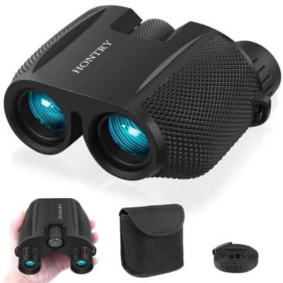 Hontry Binoculars 10x25 For Kids and Adults