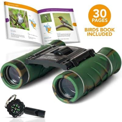 Athena Futures Aluminum Grade Binoculars
