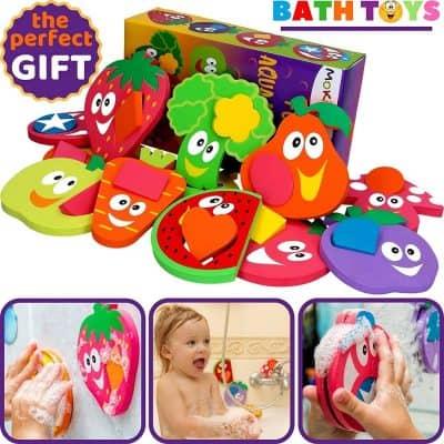 MokiDoki Bathtub Toys for Toddlers