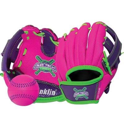"""Franklin Sports Air Tech Adept Series 8.5"""" Teeball Glove"""