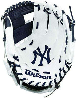 "Wilson A200 Youth MLB 10"" Tee Ball Glove"