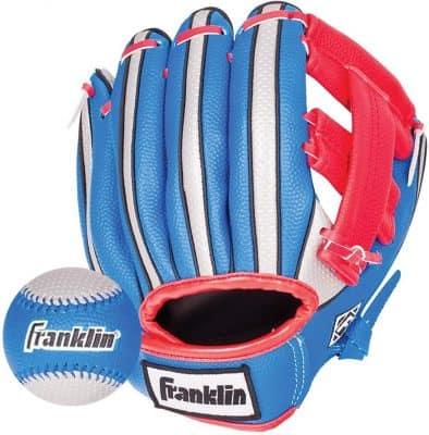 Franklin Sports Air Tech Soft Foam Baseball Glove