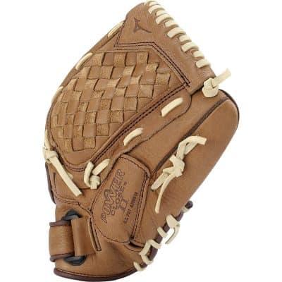 "Mizuno 11.5"" Vintage MVP Youth Baseball Glove"