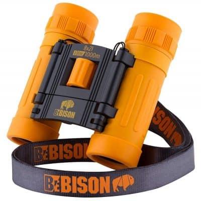 BeBison Zoom & Focus Binoculars