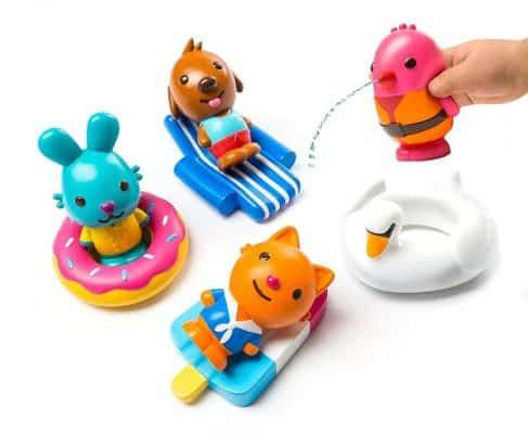 Sago Mini Bath Squirters and Floaties