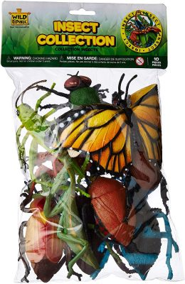 Wild Republic Insect Polybag