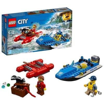 Lego City Wild River Escape 60176 Building Kit