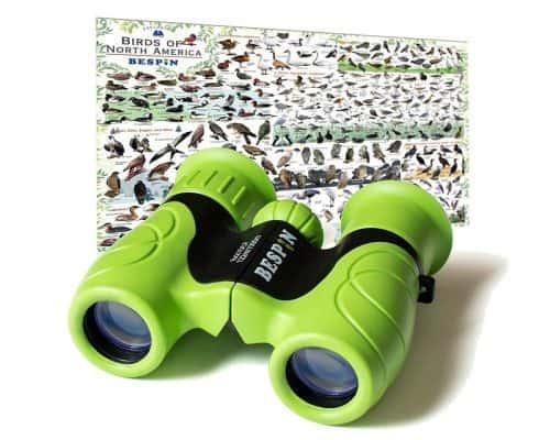 Bespin Binoculars 8x21 Optics for Kids