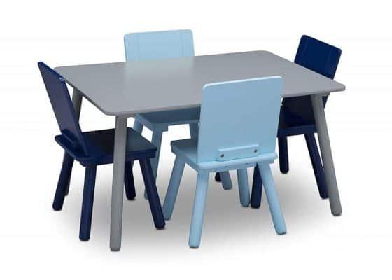 Delta Children Kids Picnic Table Set