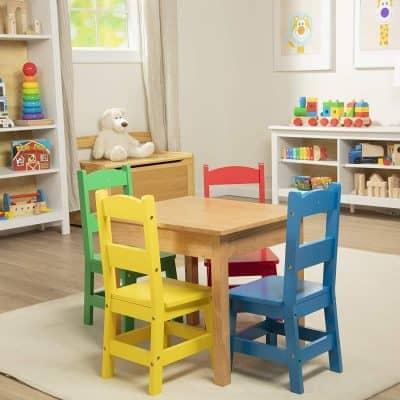 Melissa & Doug Kids Furniture Set