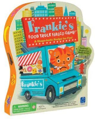 Frankie's Food Truck Fiasco