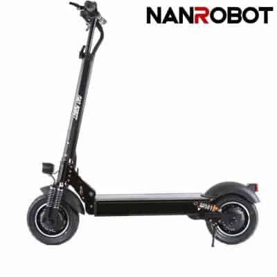 NANROBOT D4+ High-Speed Electric Scooter