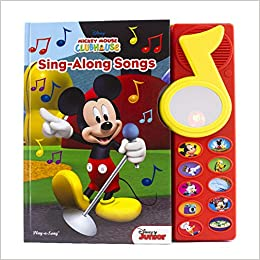 Mickey Mouse Clubhouse Sing-Along Songs