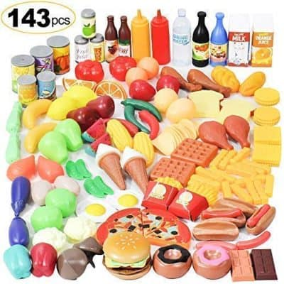 Shimfun Play Food Set