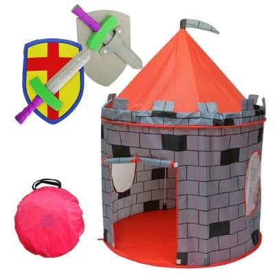 Kiddey's Knight's Castle Tent Playhouse