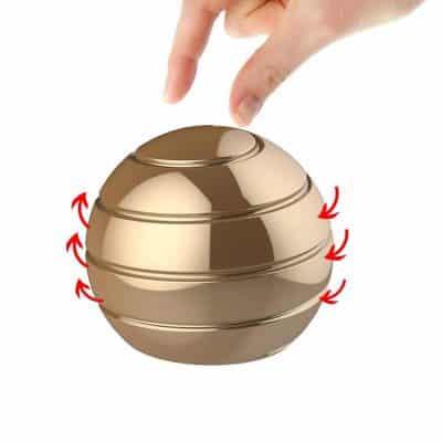 Manzelun Fidget Spinner Ball