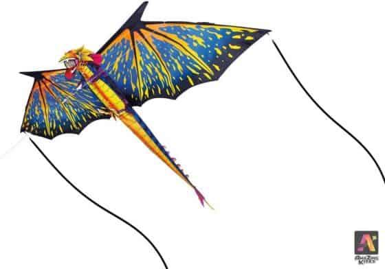 AmaZing Kites 3D Nylon Dragon Kite